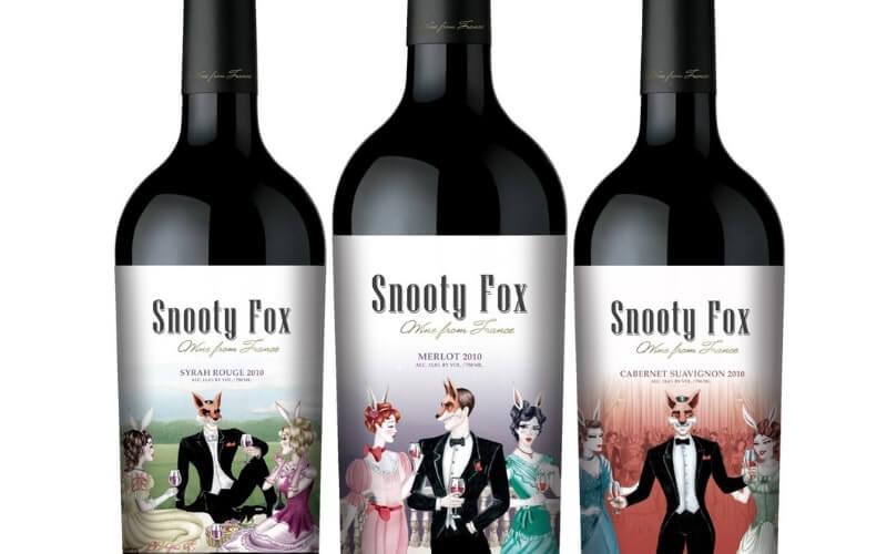 Sonnty Fox - Cabernet Sauvignon