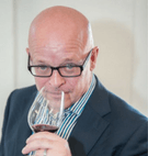 Alistair Morrell, Wine Inspector