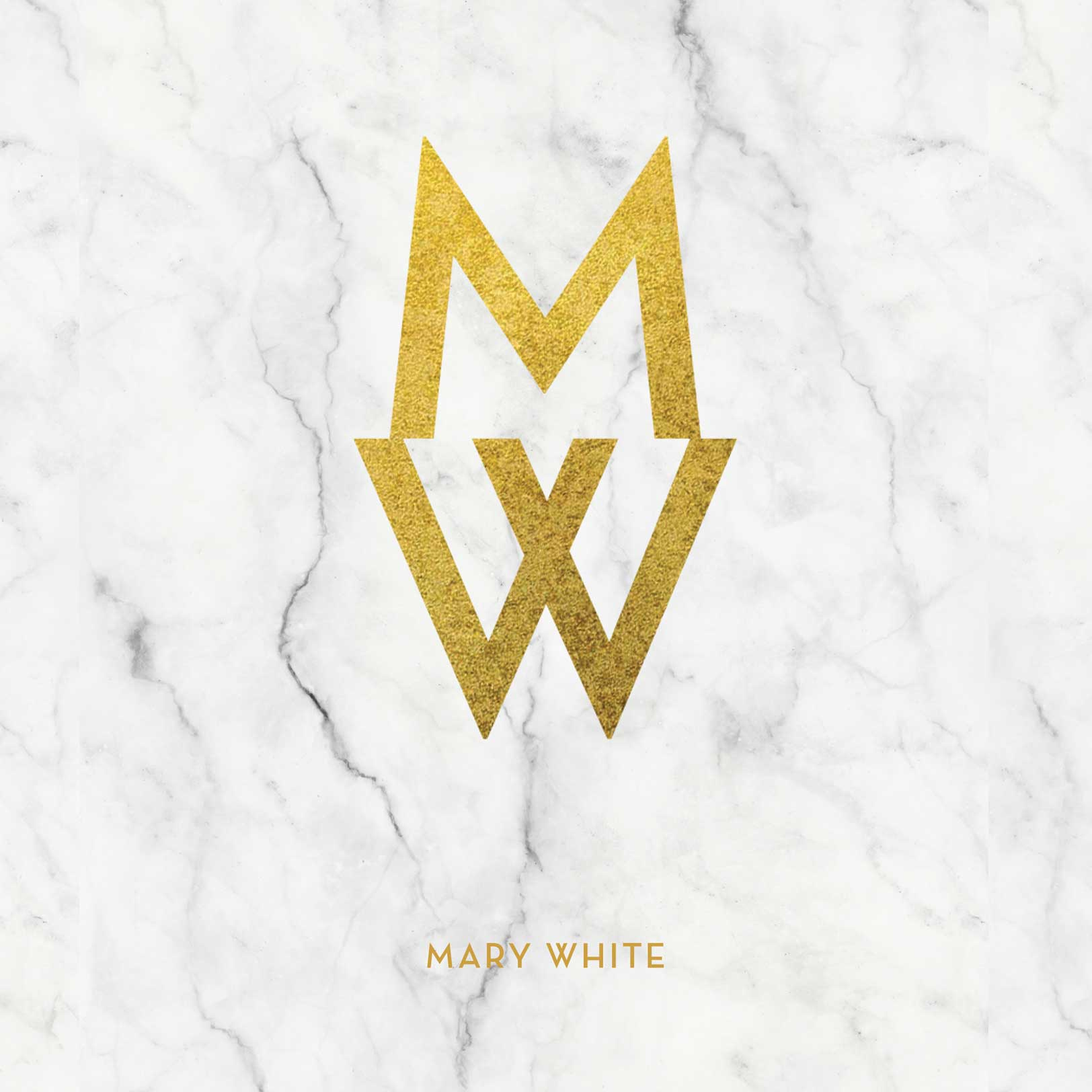 Mary White Vodka logo
