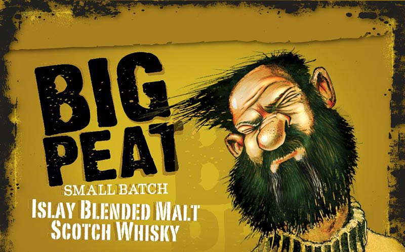 Big Peat Scotch Whisky