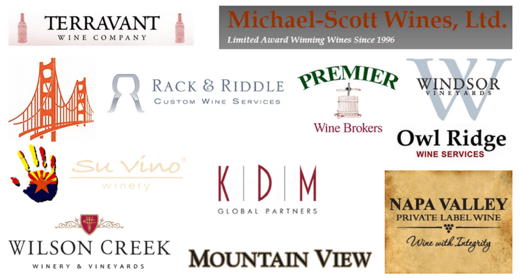 Private Label Wine Producers in USA