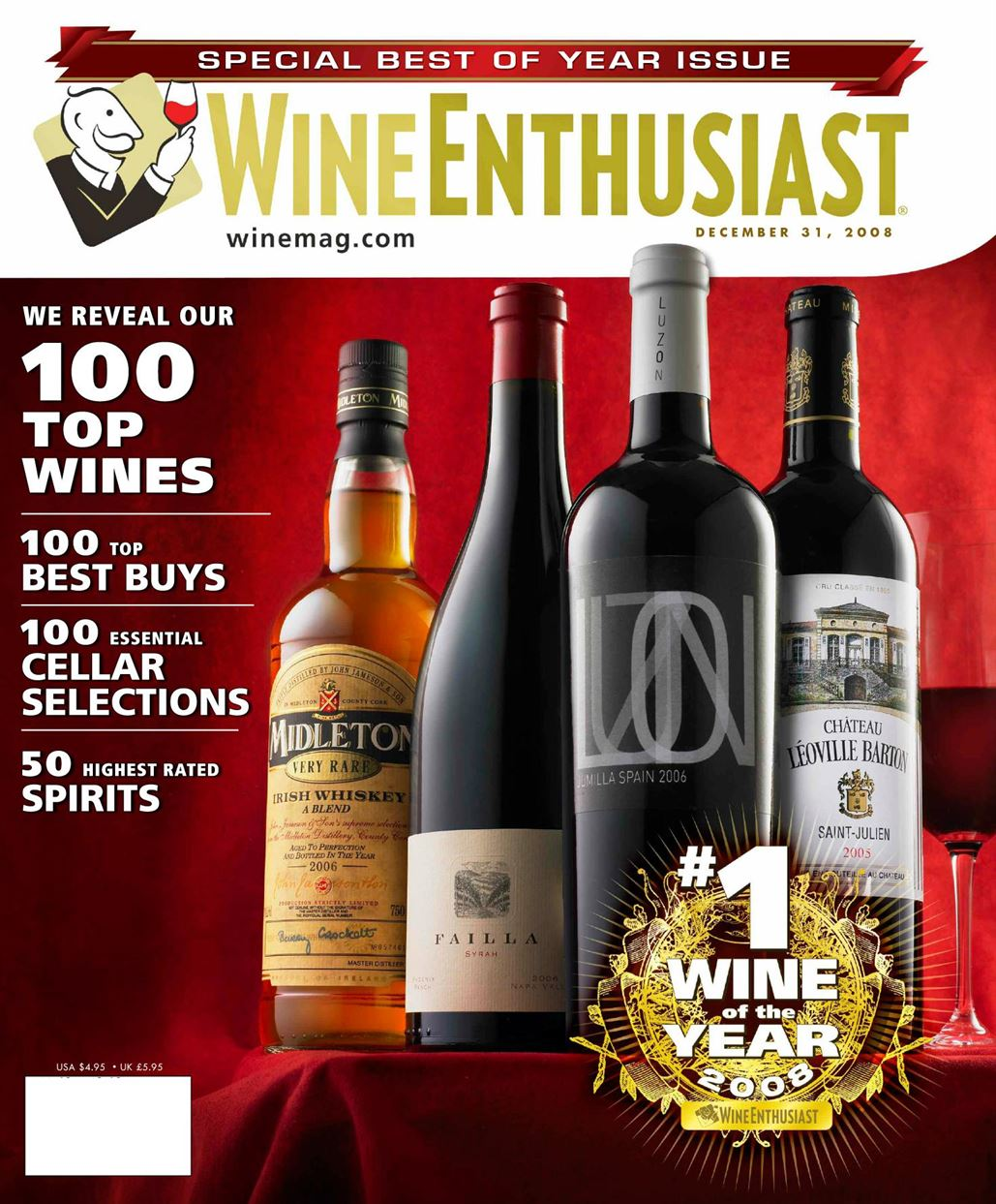 Wine Enthusiast Magazine brings you acclaimed wine ratings and reviews, unique recipes ideas, pairing information, news coverage and helpful guides.