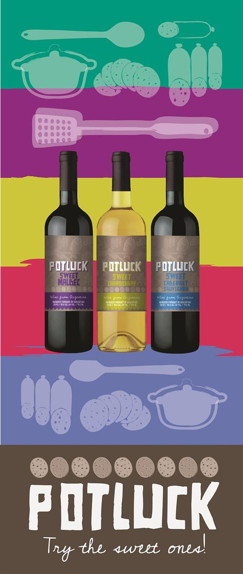 Potluck Wines looking for Wine Importers and Wine Distributors
