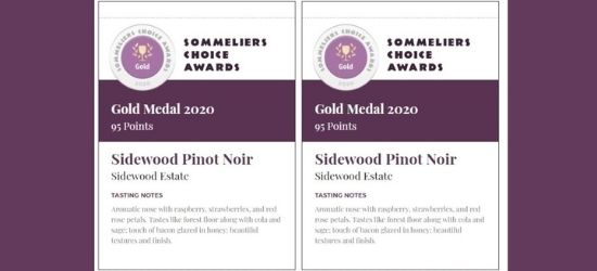 """Sommeliers Choice Awards new feature: """"Shelftalkers"""""""