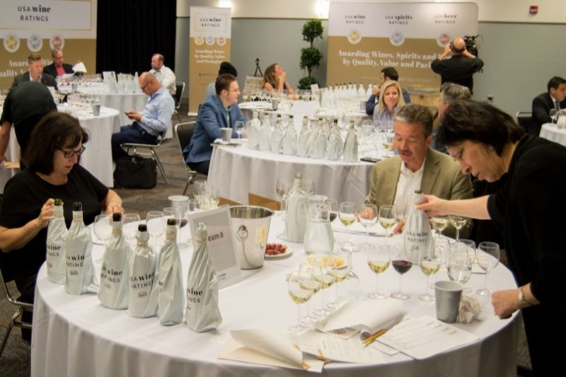 Previous event of USA Wine Ratings Competition