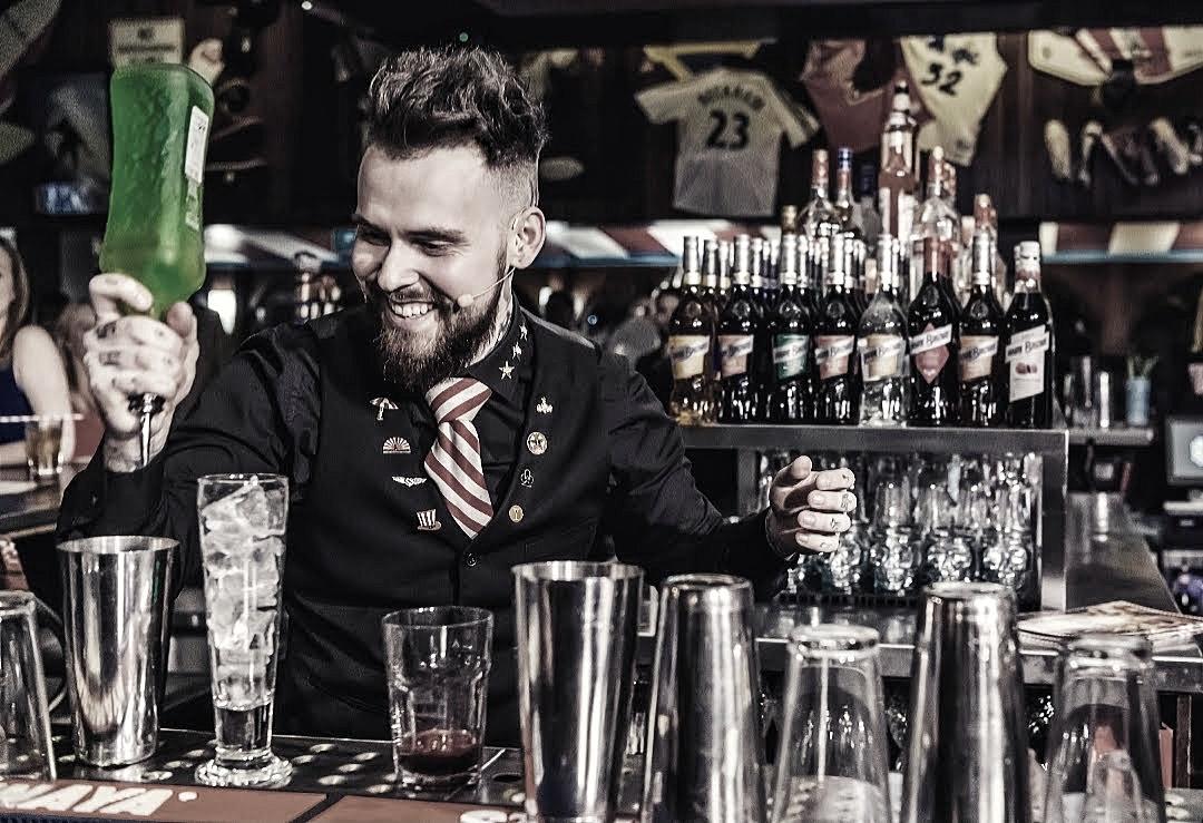 Gary Burdekin is one of the professional spirits buyers and bartenders