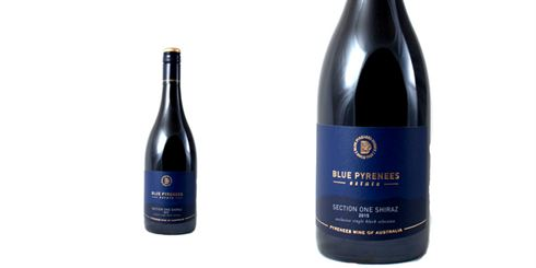 Blue Pyrenees Section One Shiraz