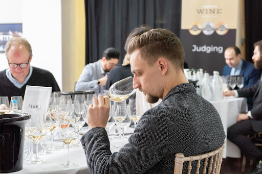 All 3 competition judges are strictly trade only, or master's of wine or master sommeliers