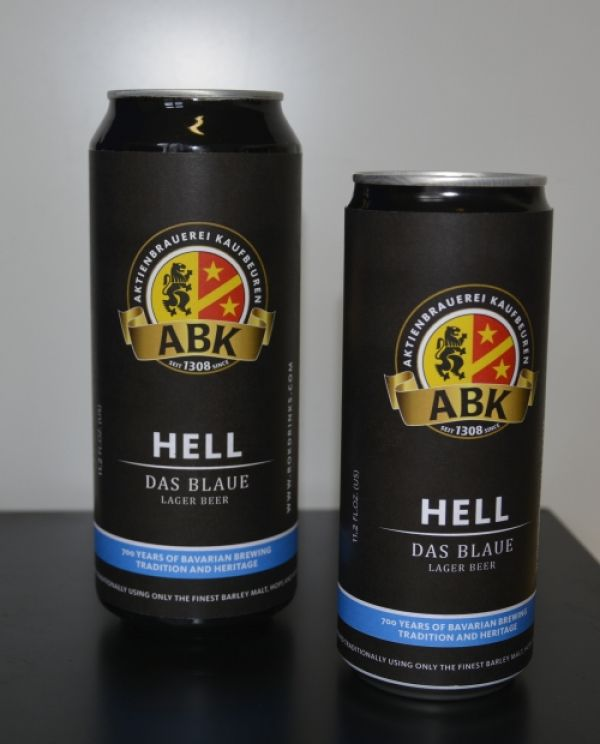 ABK Bavarian Beer in cans Beer from Germany seeking for distributors