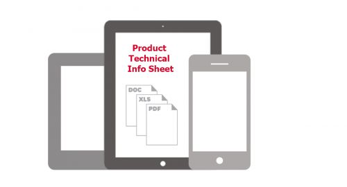Photo for: Product Technical Info Sheet