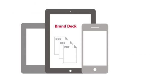 Photo for: Brand Deck